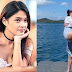 "Yam Conception AKA ""Jade Bartolome "" of Halik Real Life Non Showbiz Boyfriend"