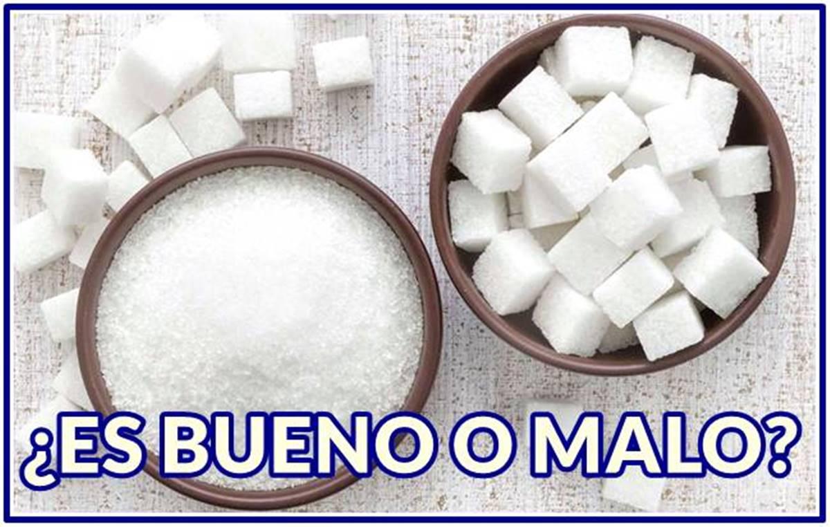 El azúcar a veces es bueno para tu salud