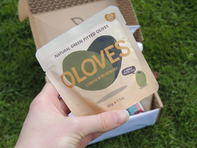 Olove love snack pack