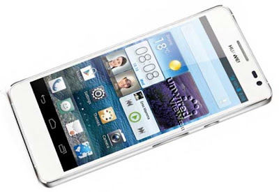 Huawei Ascend D2: Android 4.1