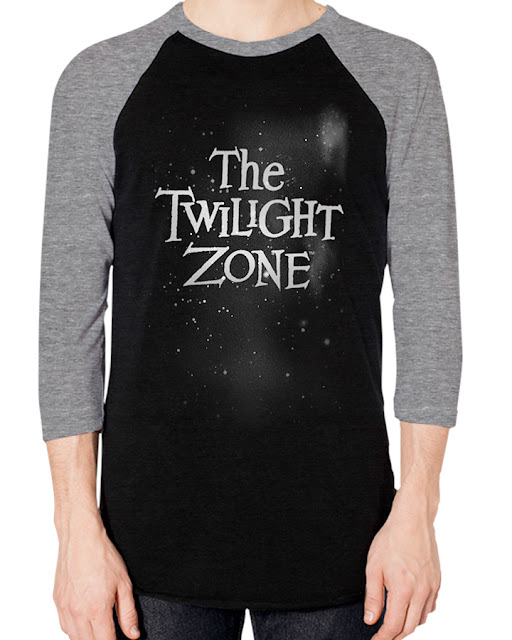 the twilight zone tshirt