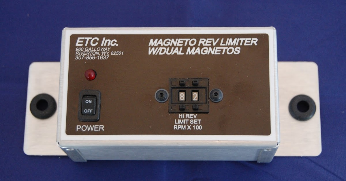 Wiring Information For Mallory And Vertex Magnetos