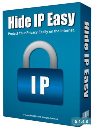 Hide IP Easy v5.2.8.6 - Anglais
