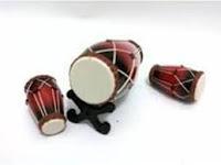 gambar alat musik ritmis tradisional
