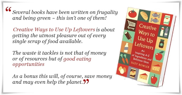 the ultimate leftovers cookbook!