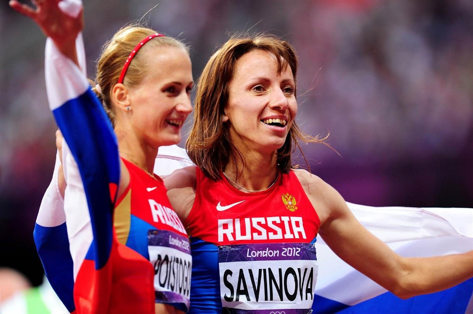 RUSSIA 2016 OLYMPICS 3
