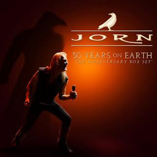 """Το βίντεο του Jorn για το """"Hammered To The Cross"""" από το box set """"50 Years on Earth"""""""