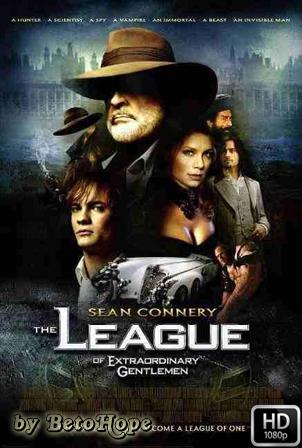 La Liga De Los Hombres Extraordinarios [1080p] [Latino-Ingles] [MEGA]