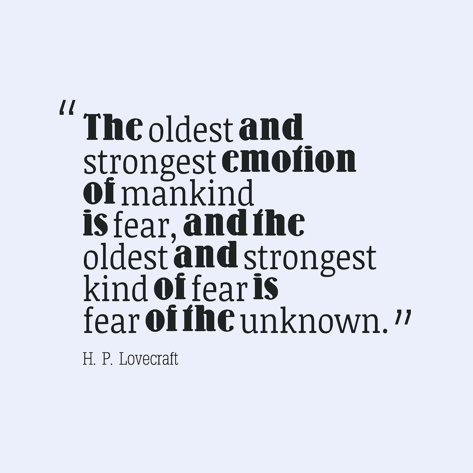 24 Mind Blowing Collection Of Fear Quotes And Sayings