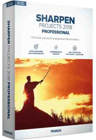 Franzis SHARPEN Projects Professional 2.23.02756 Full Version Free Download