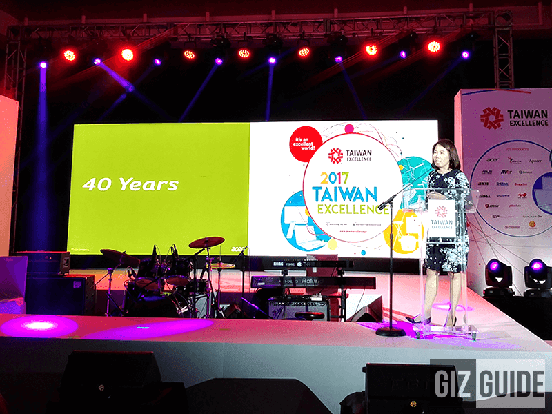 Taiwan Excellence 2017 Officially Opens