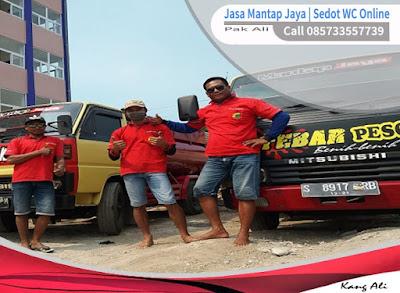 Jasa Sedot Tinja Area Kec Semampir Surabaya utara