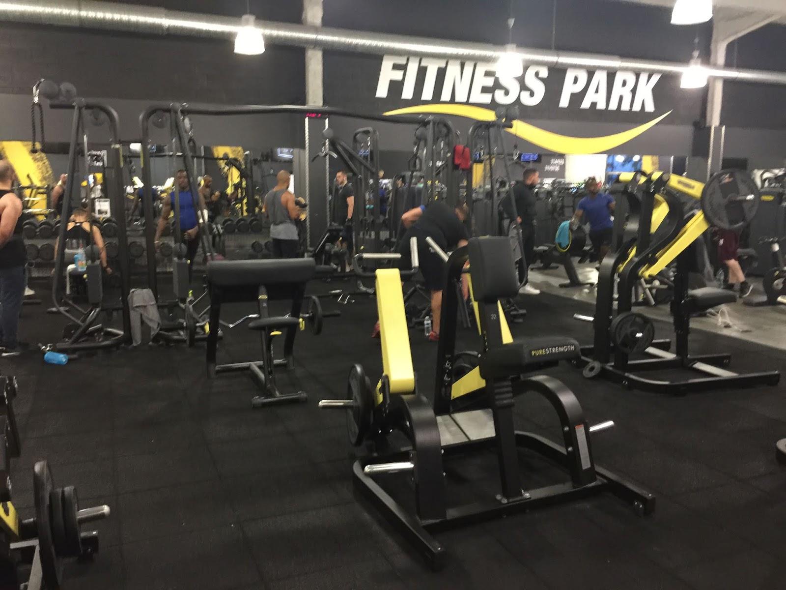 Fitness Park les Ulis 91 - Avis