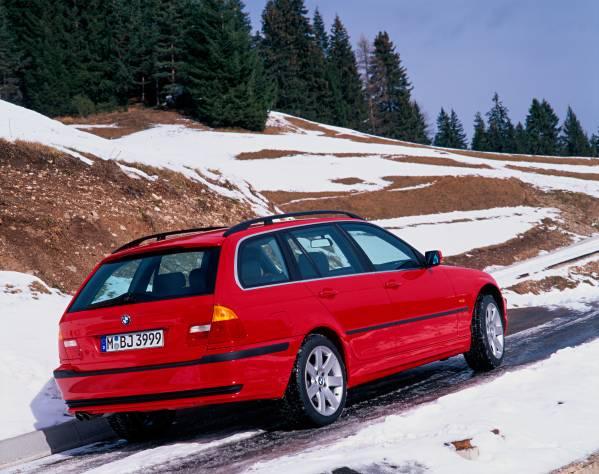 P90200635 lowRes 30 χρόνια απο την πρώτη τετρακίνητη BMW