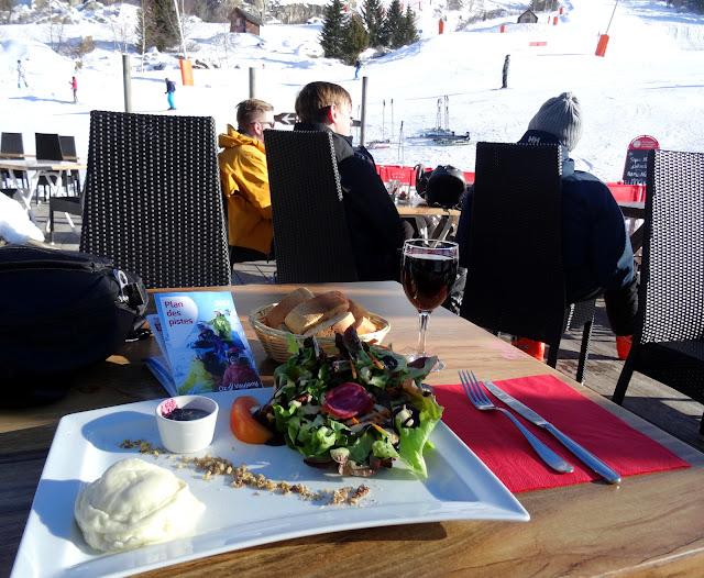 Restaurant Les Airelles
