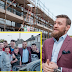 Conor McGregor is building houses for homeless families in Dublin