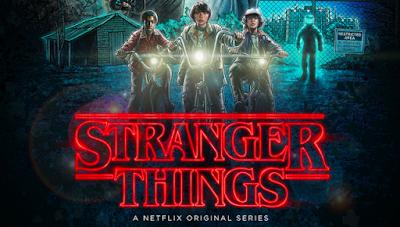 Regarder Stranger Things sur Netflix