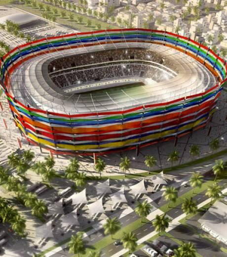Ligue des champions coupe du monde 2022 les stades futuristes du qatar - Stade coupe du monde 2022 ...