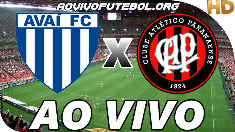 Assistir Avaí x Atlético Paranaense Ao Vivo