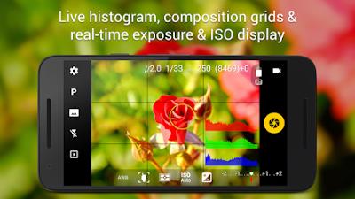 Camera FV-5 v3.01 Apk – DSLR di Android