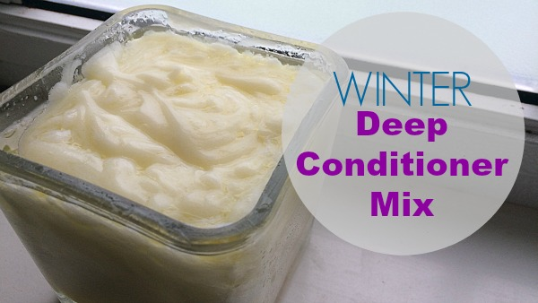 Simple recipe to add extra moisture to your deep conditioner this winter