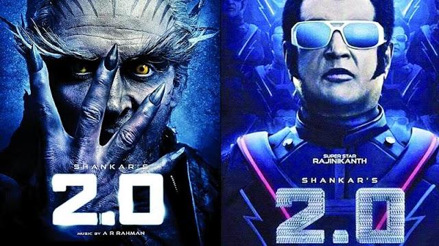 Robot 2.O teaser leaked download hindi