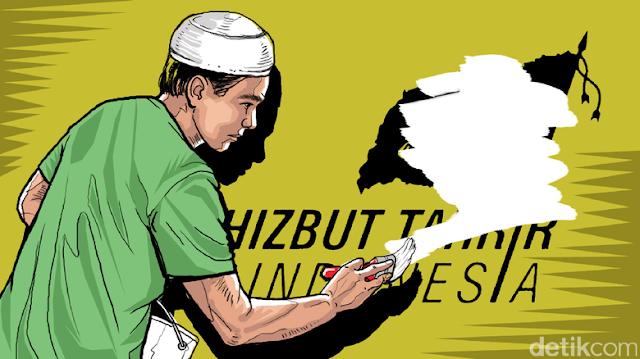 Polda Jawa Barat: Yang Dibakar di Garut Bendera HTI