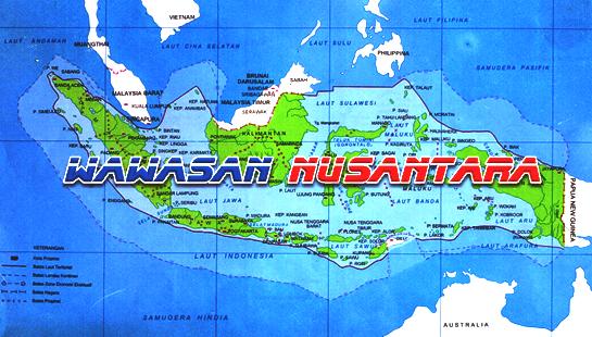 Pengertian Wawasan Nusantara Serta Unsur Dasarnya