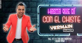 Hasta que dí con el chiste por Yermain Humor en Bogotá