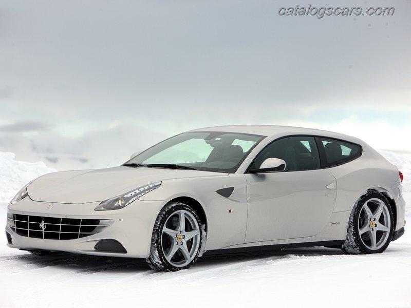 صور سيارة فيرارى FF سلفر 2013 - اجمل خلفيات صور عربية فيرارى FF سلفر 2013 - Ferrari FF Silver Photos Ferrari-FF-Silver-2012-04.jpg