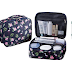 Amazon: $7.99 (Reg. $15.99) Makeup Travel Bag with Dividers!