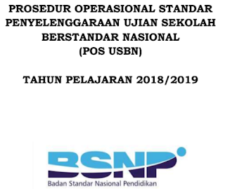 download pos pedoman usbn sd smp sma smk sederajat tahun 2019 tahun pelajaran 2018/2019