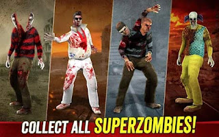 Zombie Hunter: Apocalypse v2.4.0 Mod Apk (Unlimited Armor) Full Version