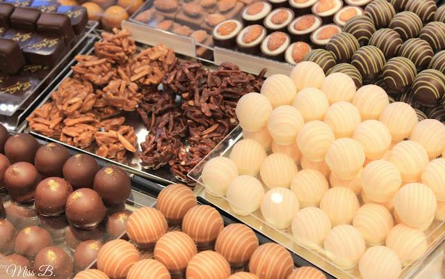 Wie viel Schokolade kann man an einem Abend essen? [Zu Gast bei Läderach]