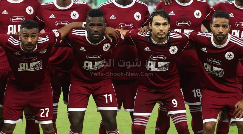 نادي الفيصلي يفرض التعادل الاجابي على نادي الفتح في الدوري السعودي
