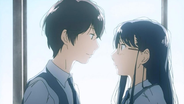Download Aoi Hana (Sweet Blue Flowers) BD Subtitle Indonesia