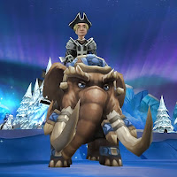 Wizard101 Polaris Best Gear Drops - Mammoth Mini Mount