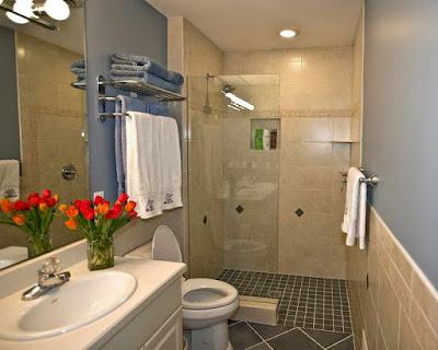 Trucos decorar baño