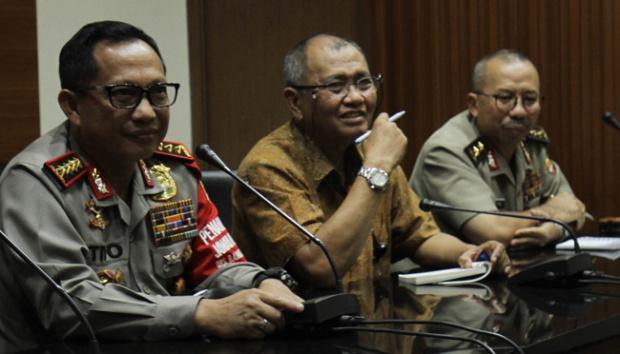 Ketua KPK Bicara soal Dugaan Aliran Uang ke Tito Karnavian