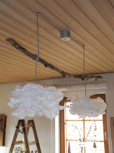 schmiedegarten neue lampe. Black Bedroom Furniture Sets. Home Design Ideas