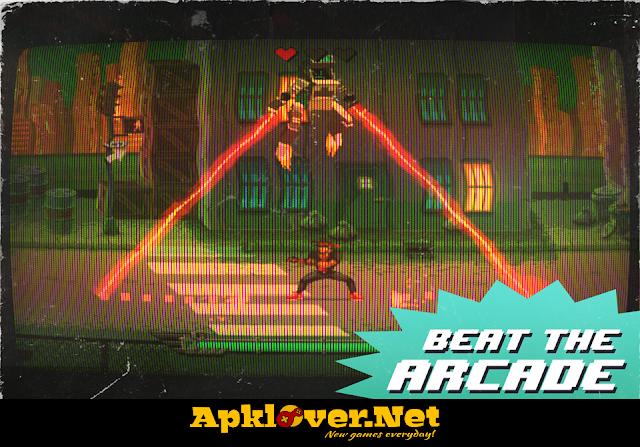 Kung Fury: Street Rage MOD APK FULL unlocked