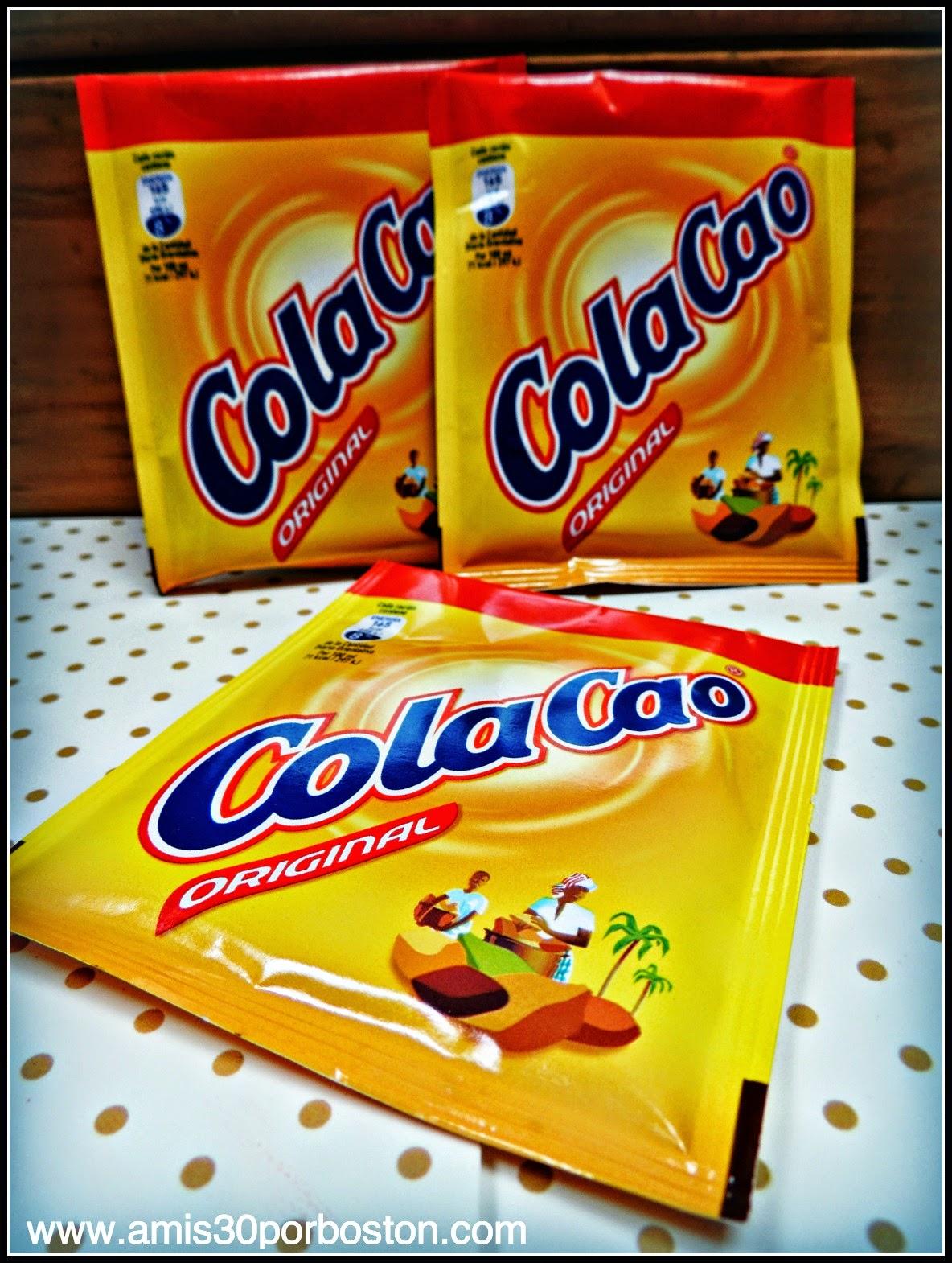 Los Productos Españoles en mis Maletas a Boston: Chocolate