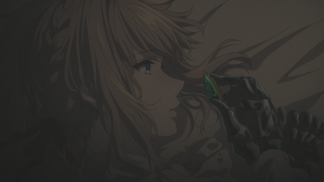 Violet Evergarden - Vol.1 (BD)