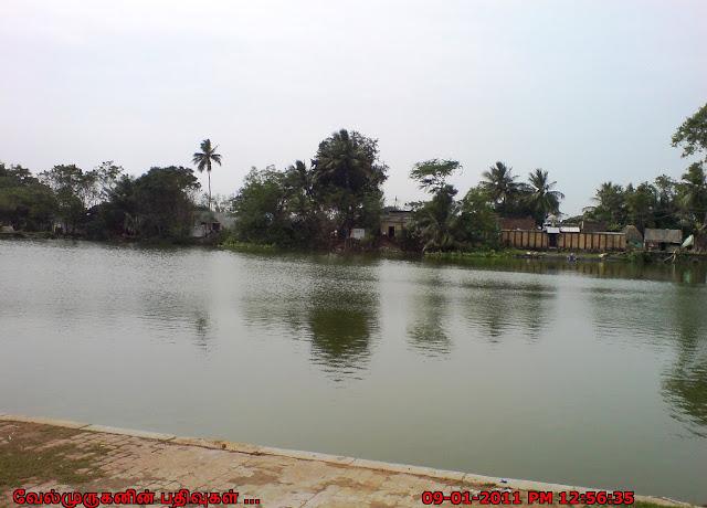 Shiva Temple - Tank