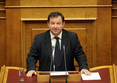 Ο Βασίλης Γιόγιακας εισηγητής της Νέας Δημοκρατίας στην πρόταση νόμου για το Εγγυημένο κοινωνικό εισόδημα - ενίσχυση κοινωνικής προστασίας και ένταξης (+ΒΙΝΤΕΟ)