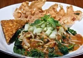 Resep pecel sayur paling gampang ala rumah makan ciwidey
