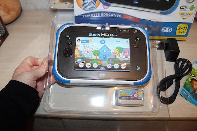 acheter une tablette tactile pour enfant