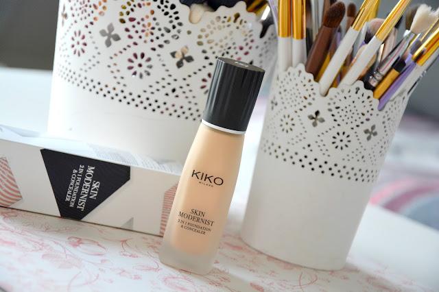 Skin Modernist de Kiko : le fond de teint 2 en 1