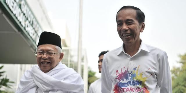 TKN Yakin 3 Kartu 'Sakti' Jokowi-Maruf bikin Rakyat Sejahtera