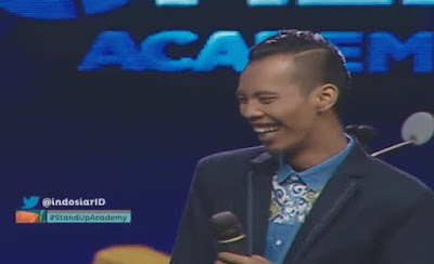 Pandu tegal stand up comedy academy indosiar